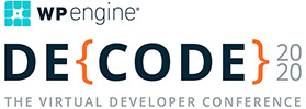 WP Engine DE{CODE} Logo